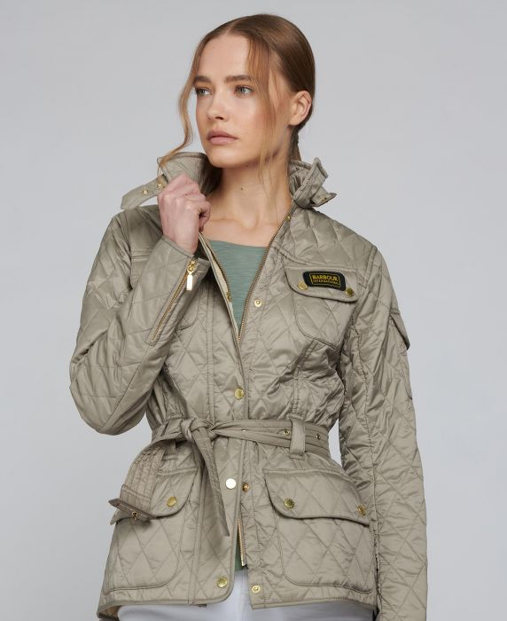 B.Intl International Quilted Jacket