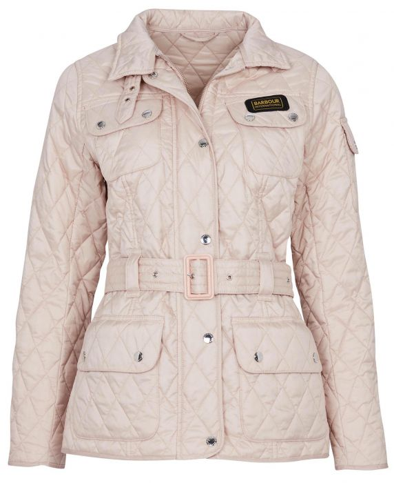 B.Intl International Quilted Jacket