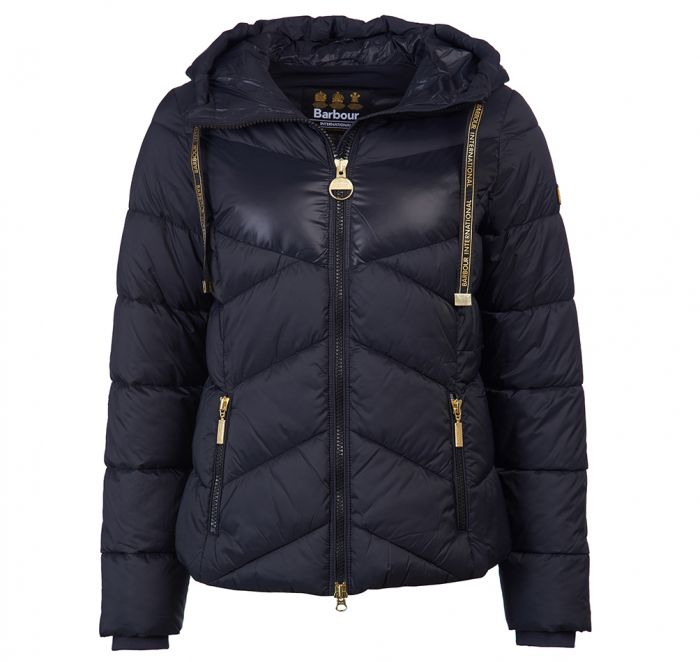 B.Intl Lydden Quilted Jacket