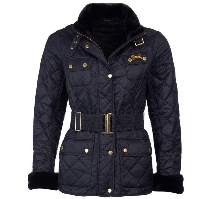 B.Intl Modern International Polarquilt Jacket