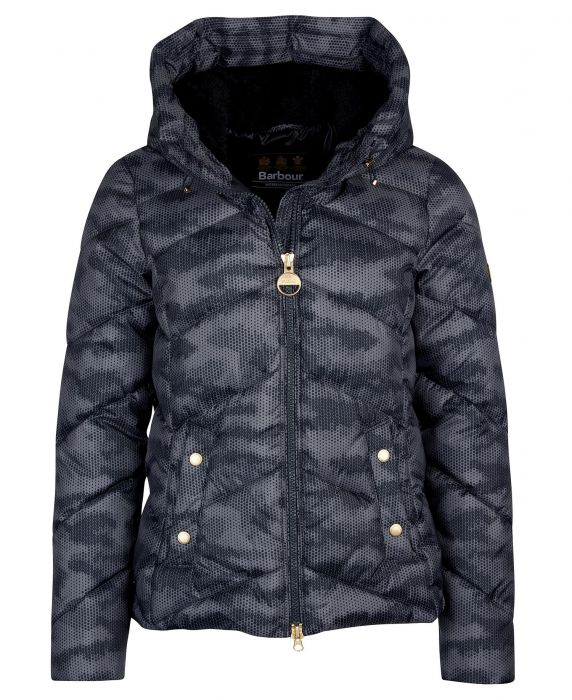 B.Intl Motegi Quilted Jacket