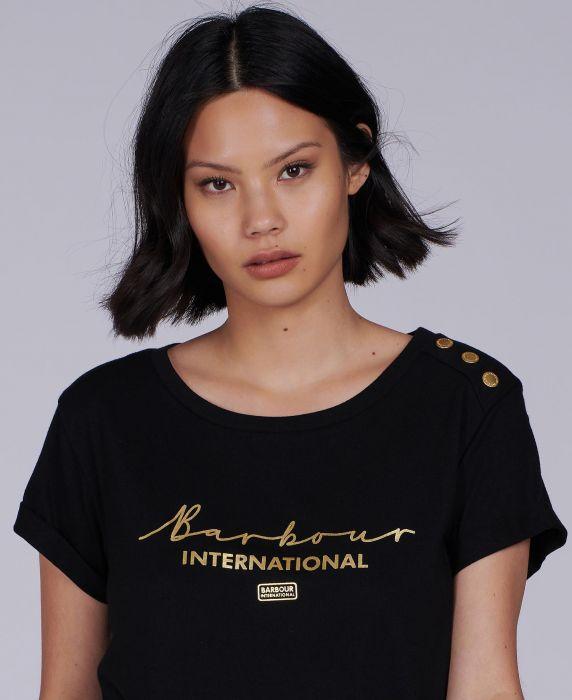B.Intl Grid T-Shirt