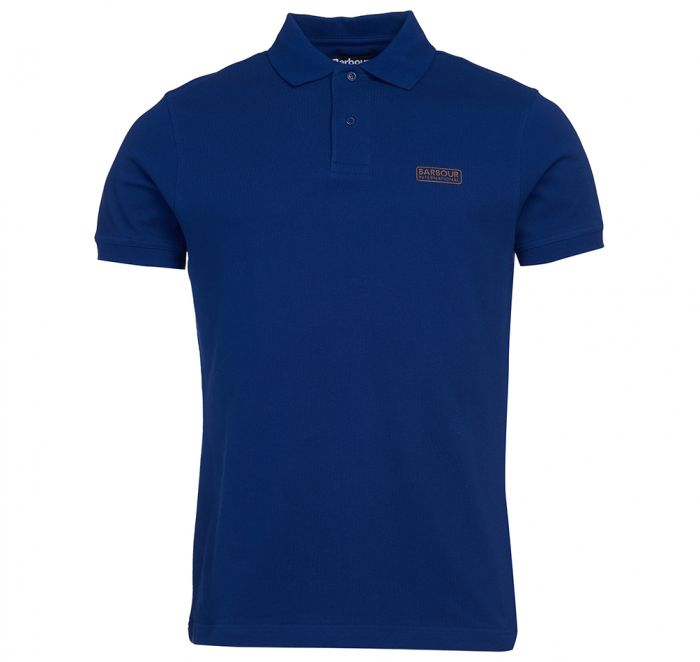 B.Intl International Essential Polo Shirt