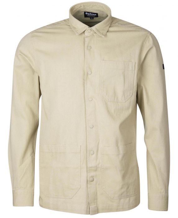 B.Intl Worker Overshirt