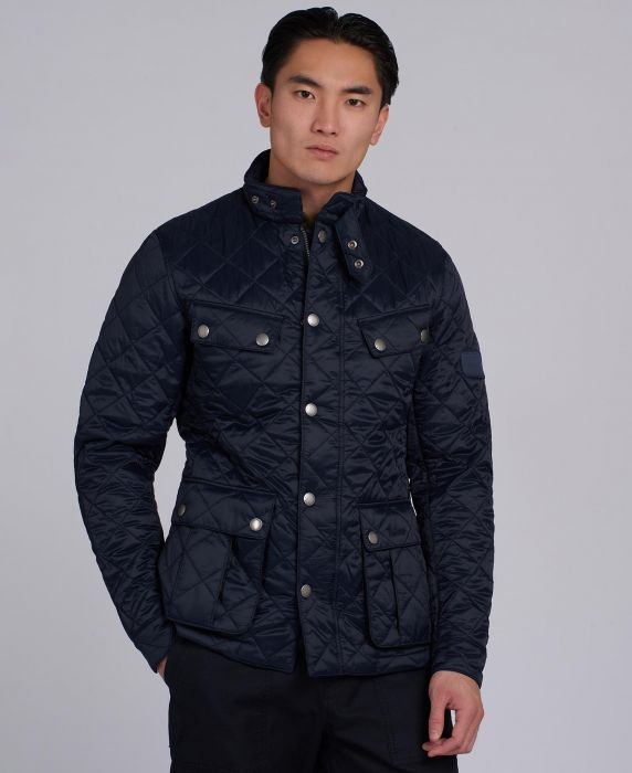 B.Intl Ariel Quilted Jacket