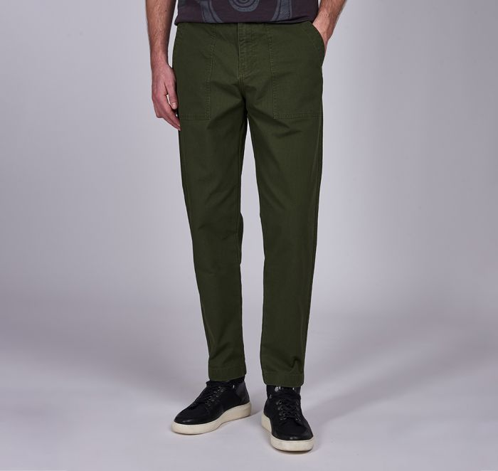 B.Intl Patch Pocket Trousers