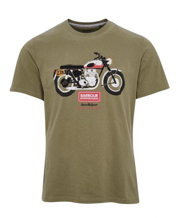 B.Intl Steve McQueen™ Indiana T-Shirt