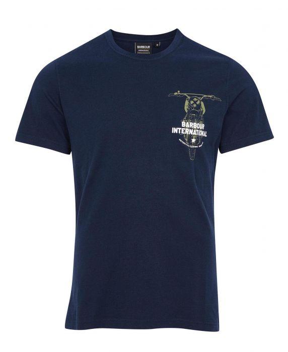 B.Intl Bike Print T-Shirt