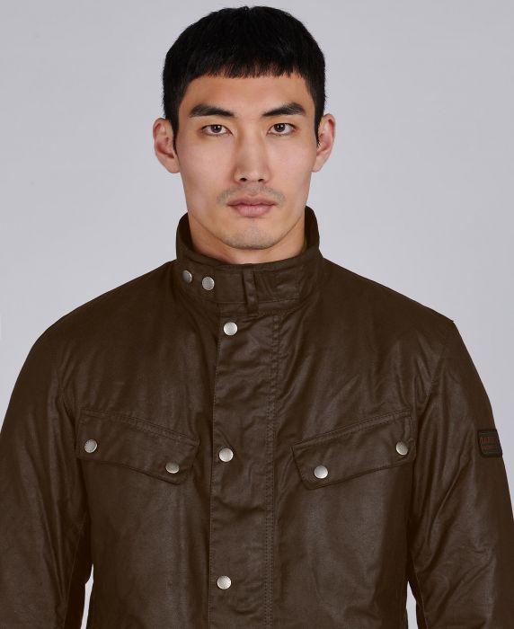 B.Intl Duke Wax Jacket