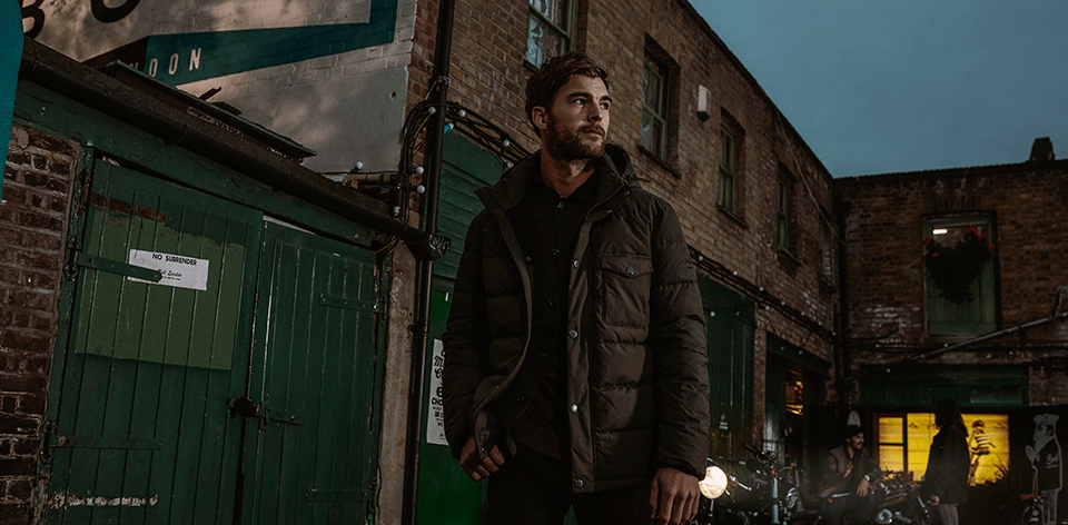 Barbour International Men's Originals AW18
