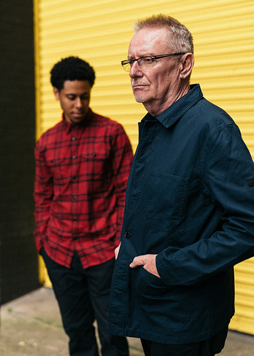 Reuben and Joe Style AW20 Barbour International Collection