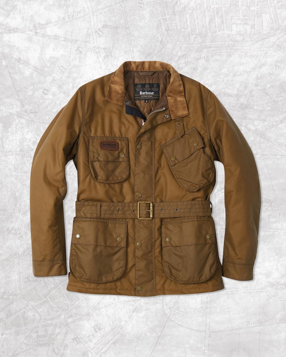 Background image for International Waxed Jacket