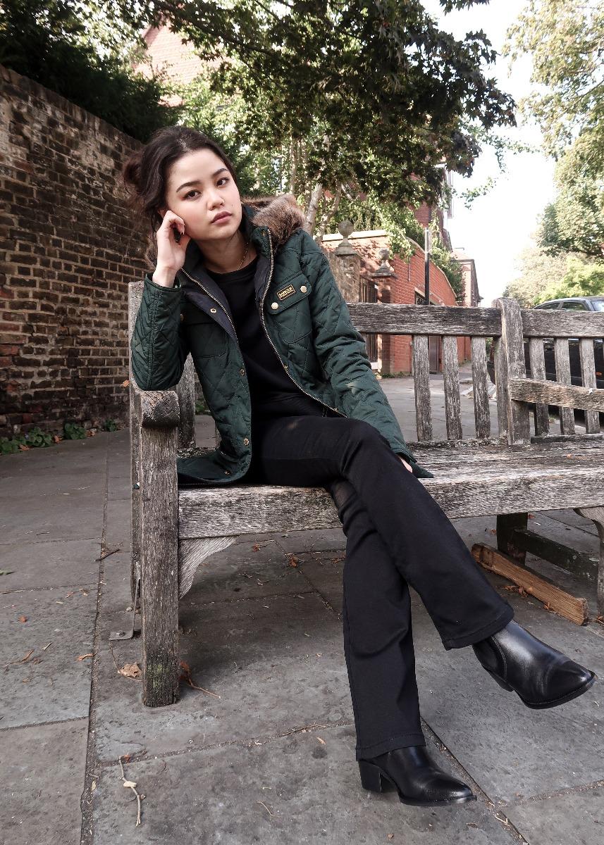 liz styles the international quilt jacket