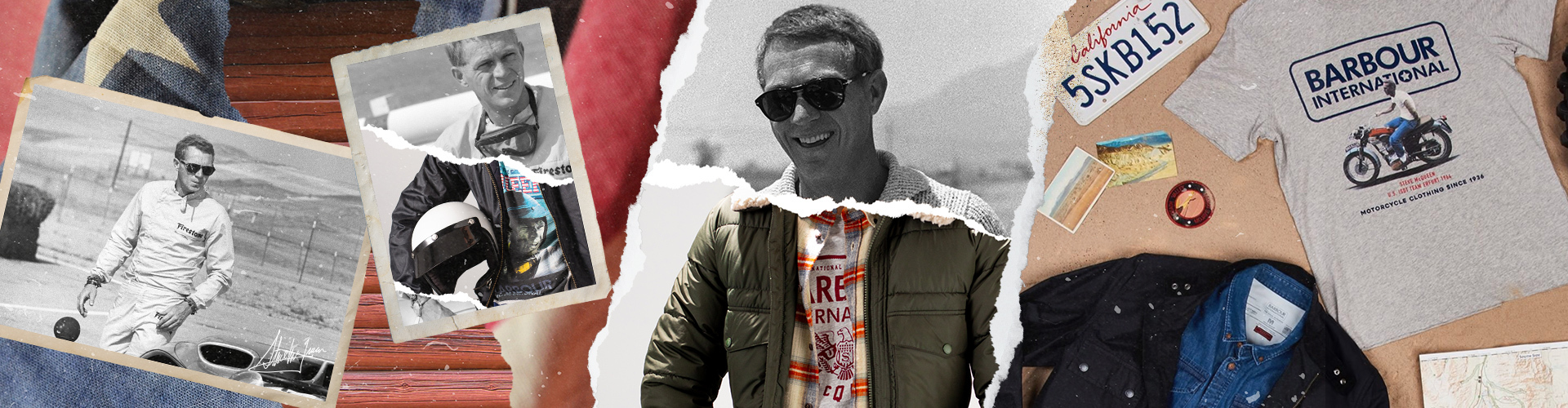 Steve McQueen Collection: The Original Icon of Style