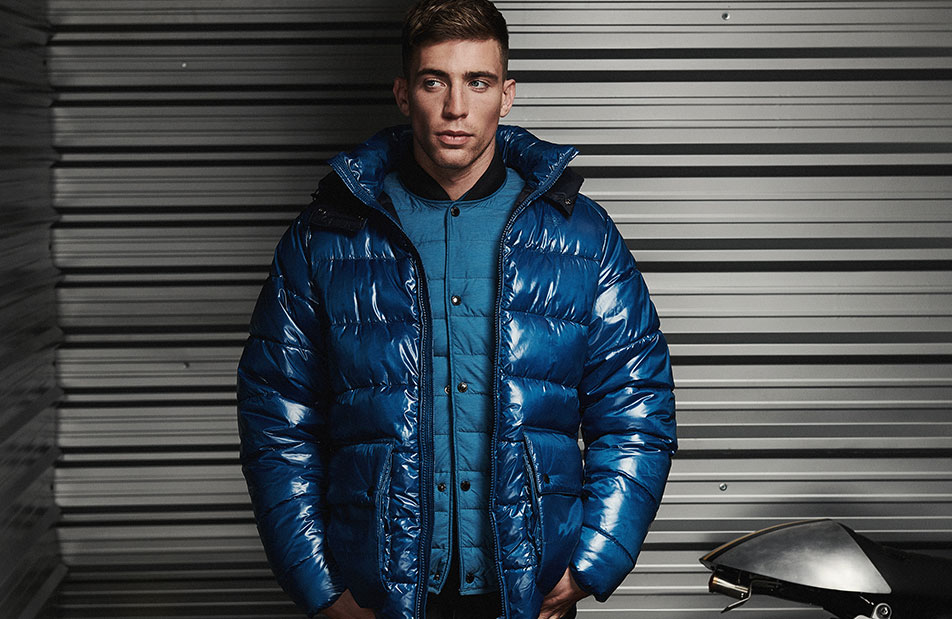Background image for MENS QUILTED JACKETS
