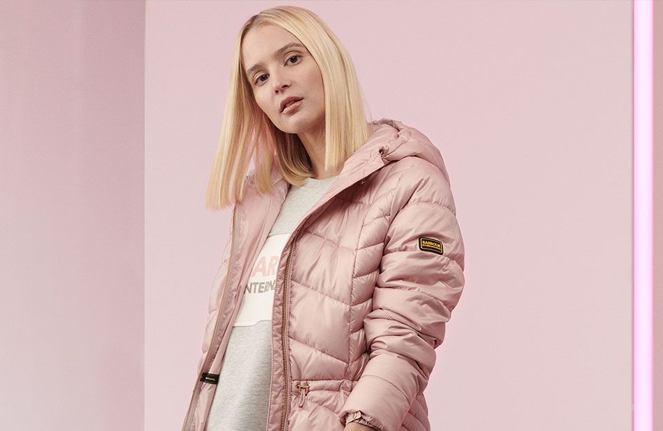 Background image for WOMENS QUILTED JACKETS