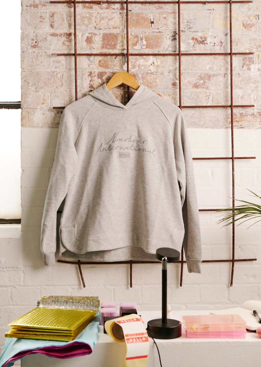 Barbour International AW21 Preview Women's collection