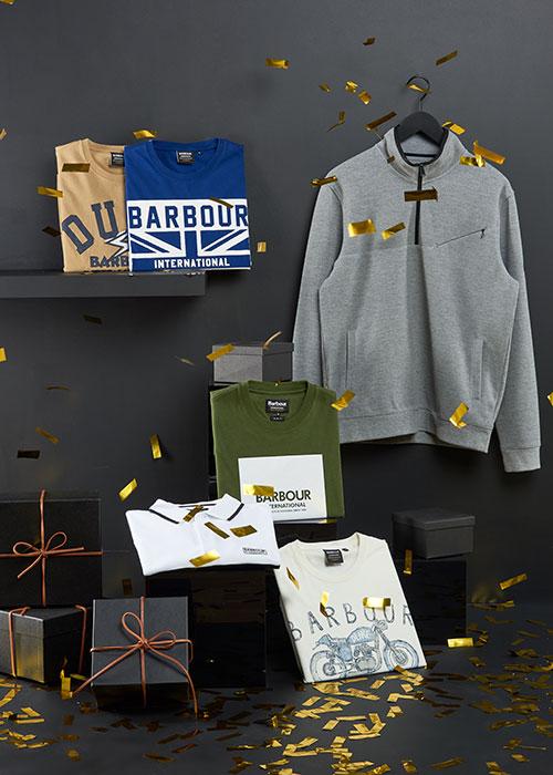 BI Christmas Men's Gifts - Tops & T-Shirts