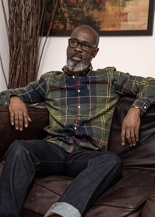 Efe styles Shirt Department AW20 tartan shirt