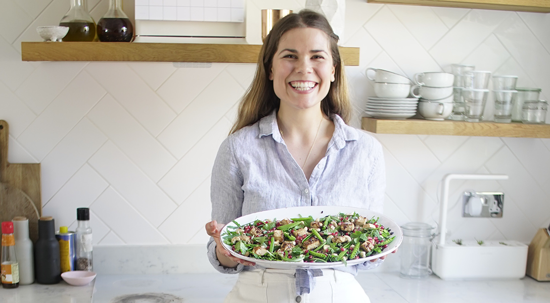 Cooking Fresh with Madeleine Shaw