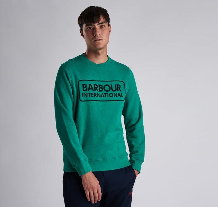 B.Intl Large Logo Sweatshirt
