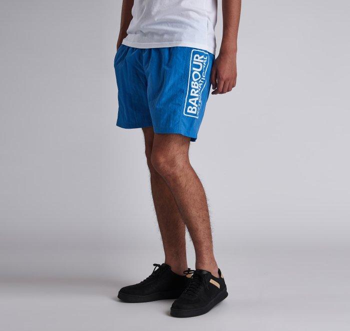 B.Intl Large Logo Swim Shorts