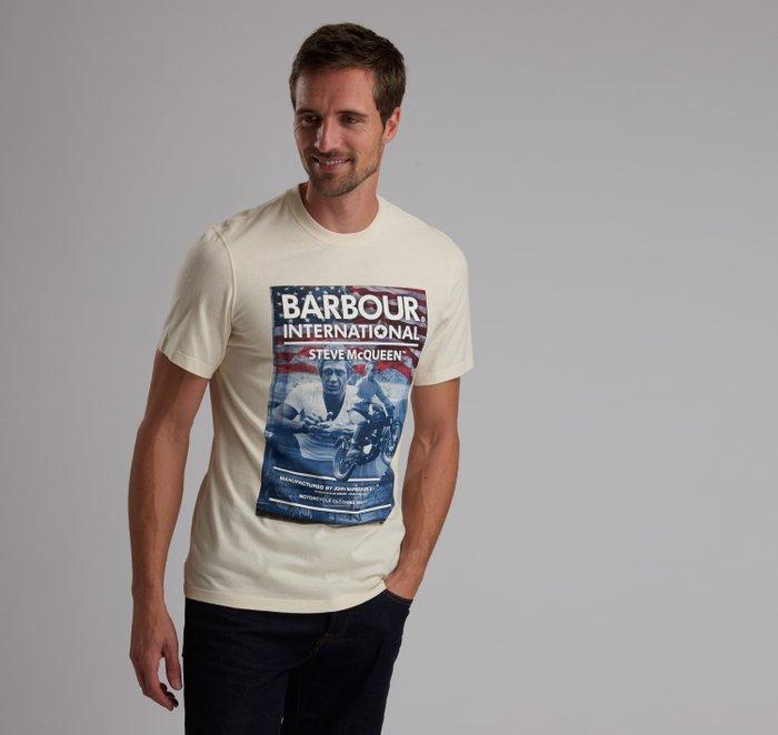 B.Intl Steve McQueen™ Hero T-Shirt