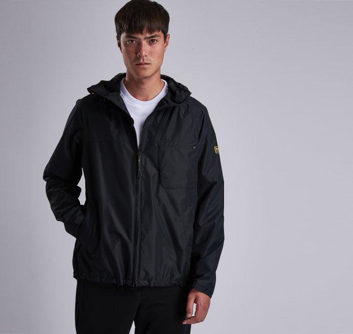 B.Intl Grange Waterproof Breathable Parka Jacket