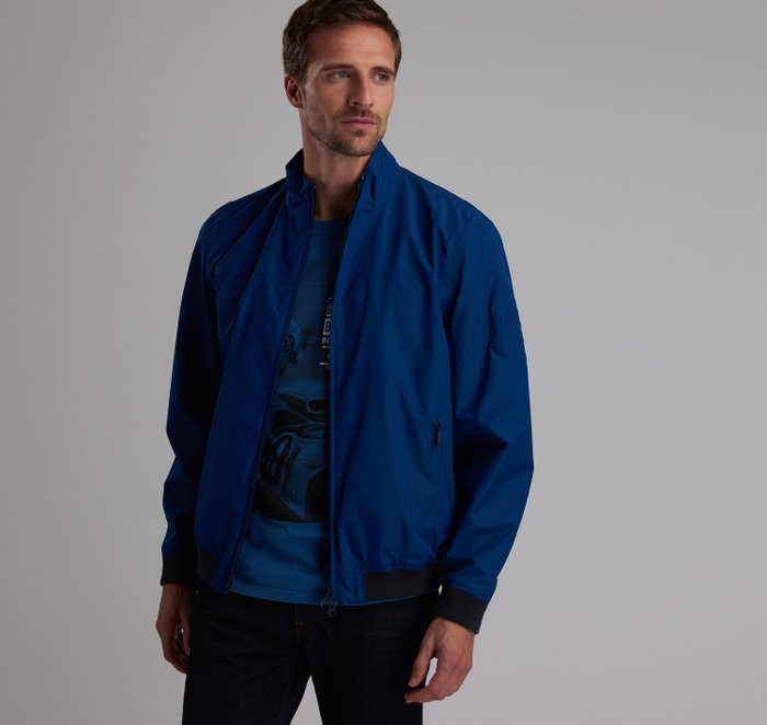 B.Intl Steve McQueen™ Olympic Waterproof Jacket