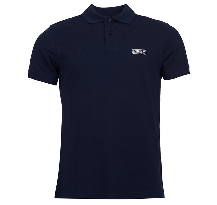 B.Intl Essential Pique Polo Shirt