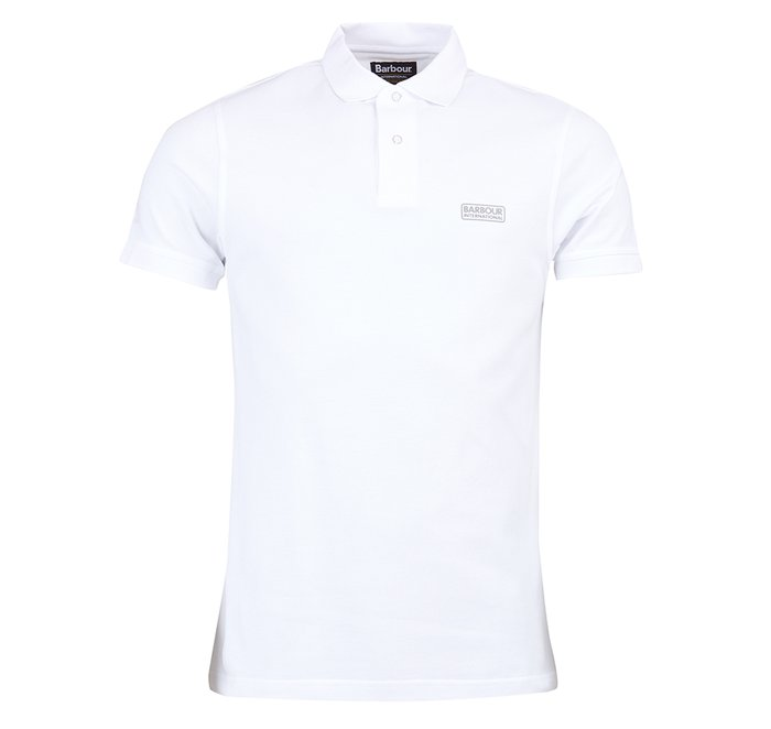 B.Intl International Essential Pique Polo Shirt