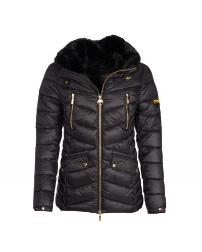 B.Intl Autocross Quilted Jacket