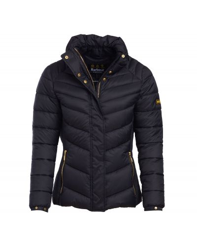 B.Intl Camier Quilted Jacket