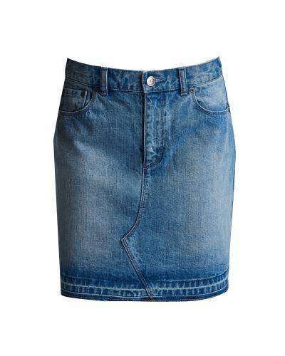B.Intl League Denim Skirt