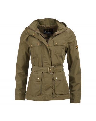 B.Intl Division Waterproof Breathable Jacket