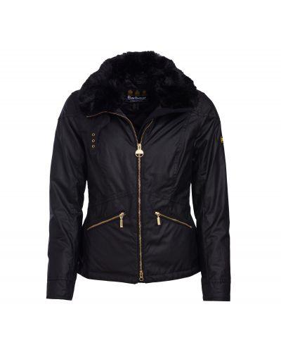 B.Intl Croft Waxed Cotton Jacket