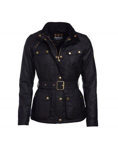 B.Intl Oulton Waxed Cotton Jacket