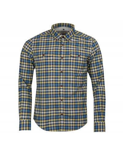 B.Intl Steve McQueen™ Output Check Slim Fit Shirt