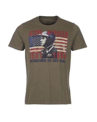 B.Intl Steve McQueen™ ISDT Profile T-Shirt