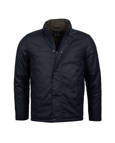 B.Intl Peak Waxed Jacket