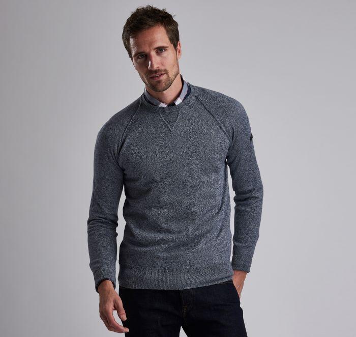B.Intl Sprocket Crew Neck Sweater