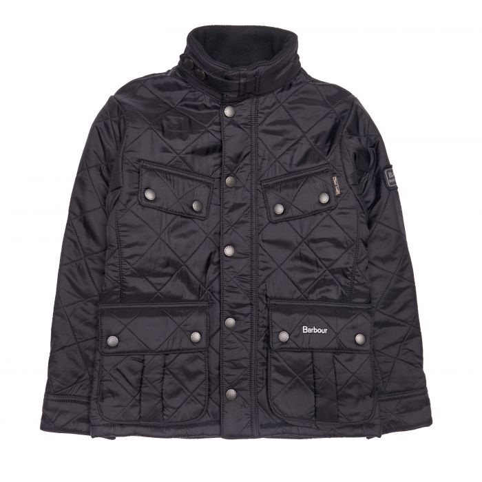 B.Intl Boys' Ariel Polarquilt Quilted Jacket