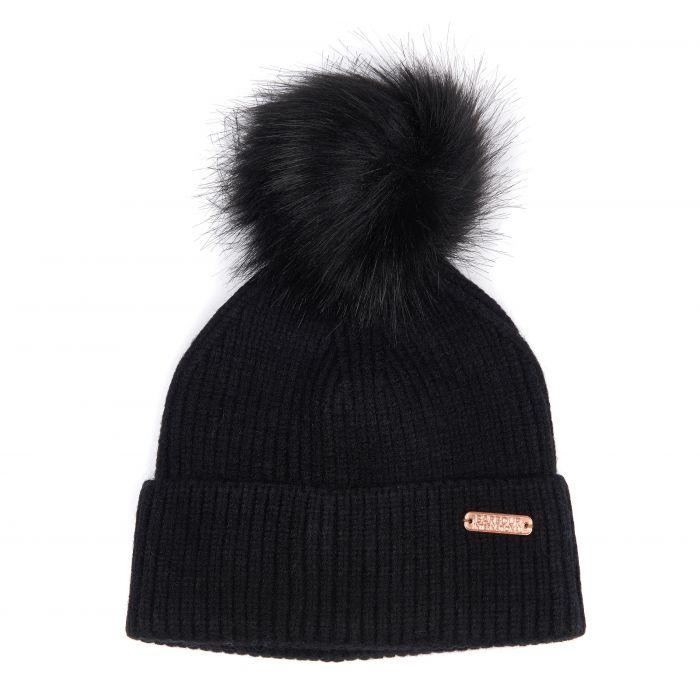 B.Intl Mallory Pom Beanie Hat