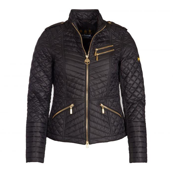 B.Intl Weld Quilted Jacket