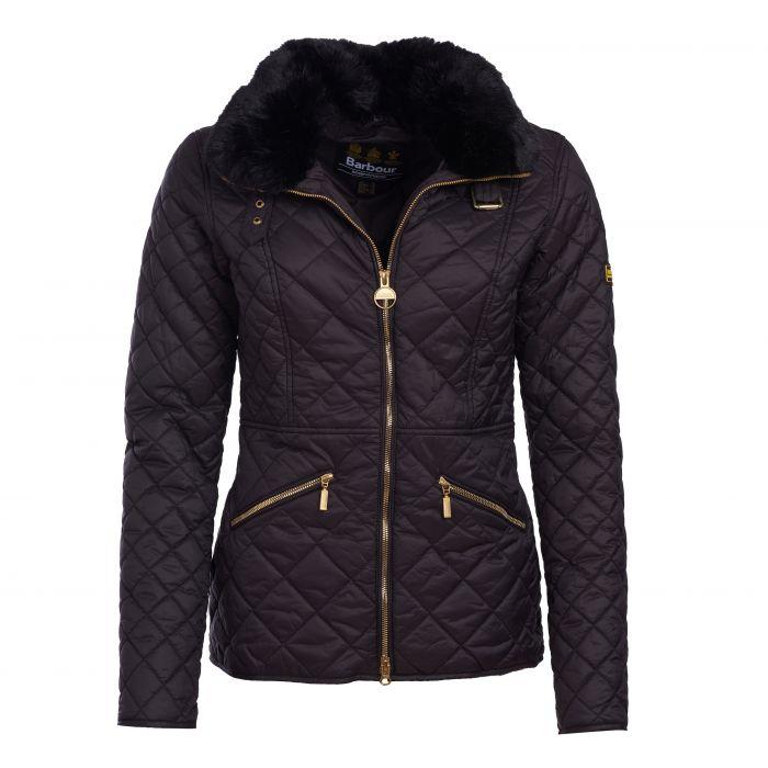 B.Intl Corner Quilted Jacket