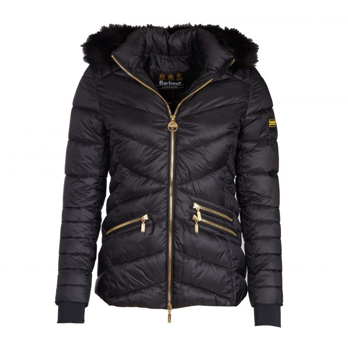 B.Intl Turbo Quilted Jacket