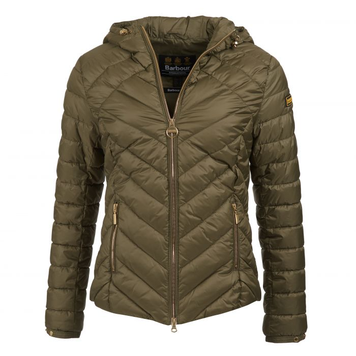 B.Intl Durant Quilted Jacket
