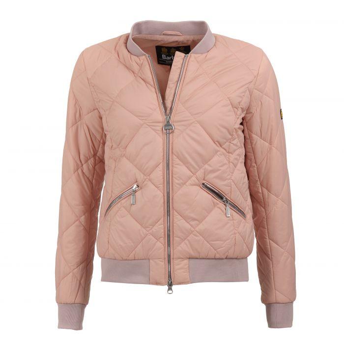 B.Intl Sideline Quilted Jacket