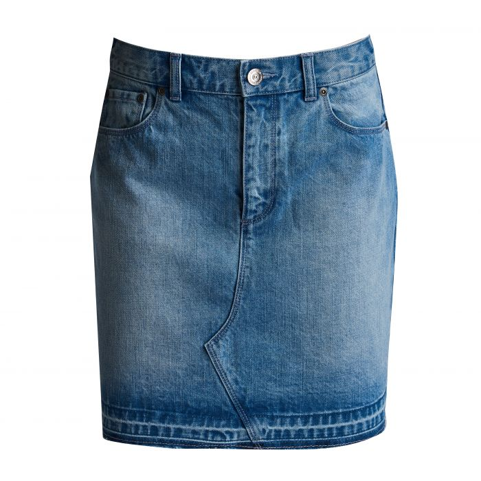 B.Intl League Denim Skirt