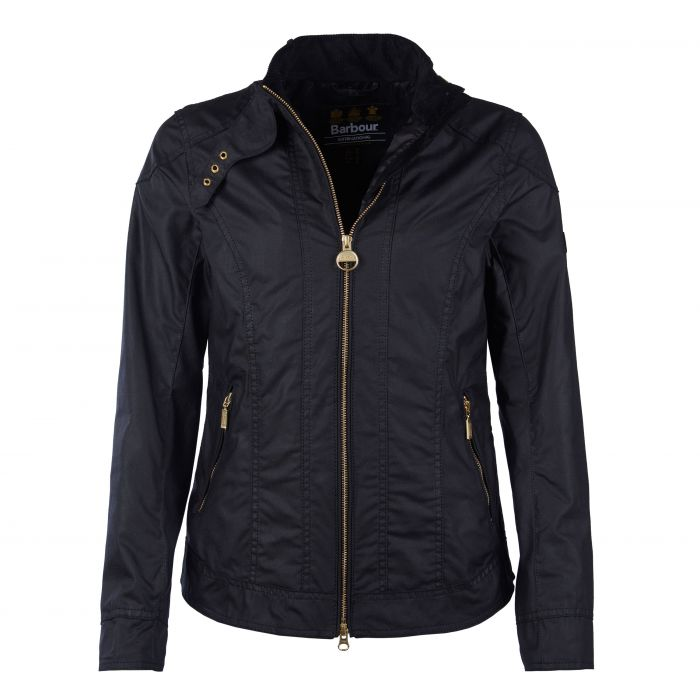 B.Intl Estoril Wax Jacket